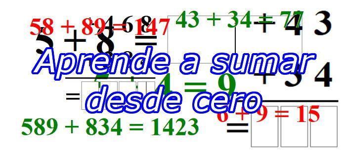 Aprende matemáticas con Francisco